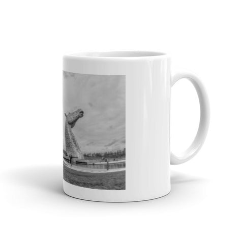 Kelpies Scotland Mug
