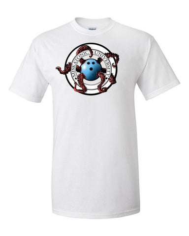 Miskatonic University Bowling League Short sleeve t-shirt
