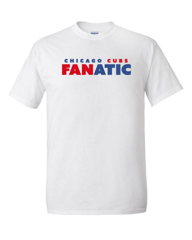 Chicago Cubs Fanatic Short sleeve t-shirt