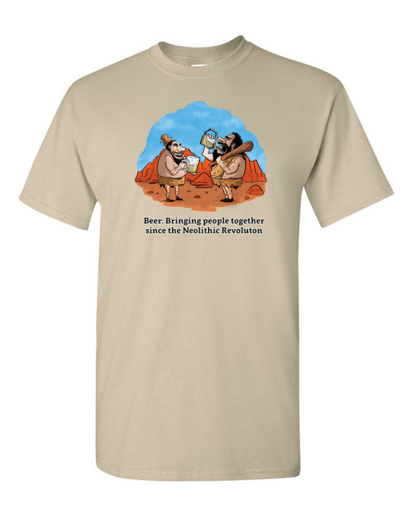 Neolithic Revolution Short sleeve t-shirt