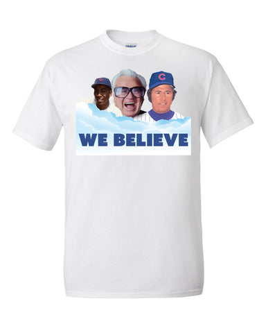 We Believe Short sleeve t-shirt