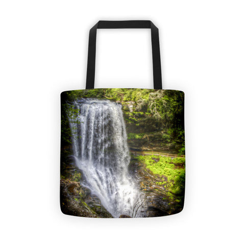 Dry Falls North Carolina Tote