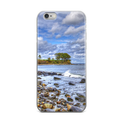 Maine Ocean iPhone case