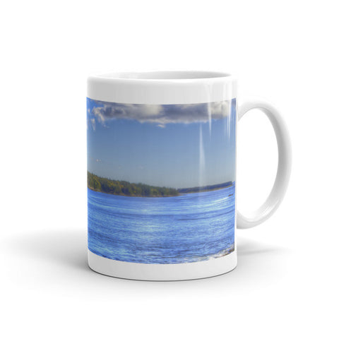 Maine Sailboat Mug