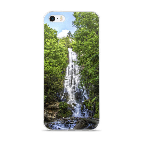 Mingo Falls North Carolina iPhone case