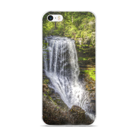 Dry Falls North Carolina iPhone case