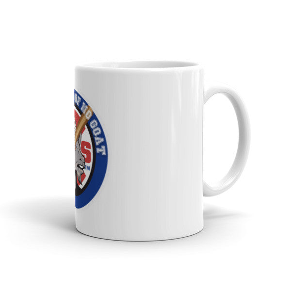 "Chicago Cubs ""I Ain't Afraid of No Goat"" Mug"