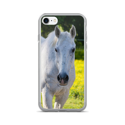 Gray Horse iPhone 7/7 Plus Case