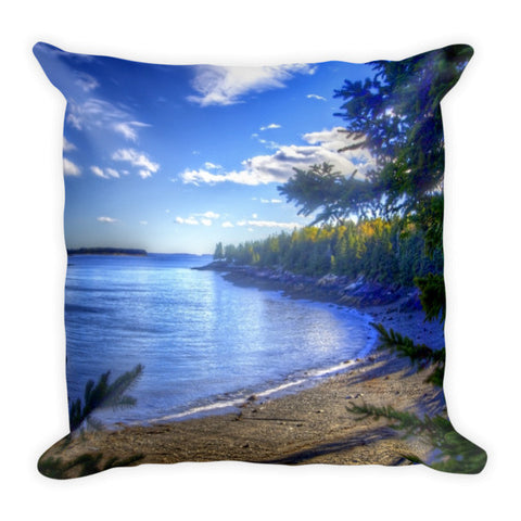 Maine Coast Pillow