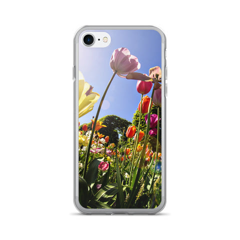 Keukenhoff Tulips iPhone 7/7 Plus Case