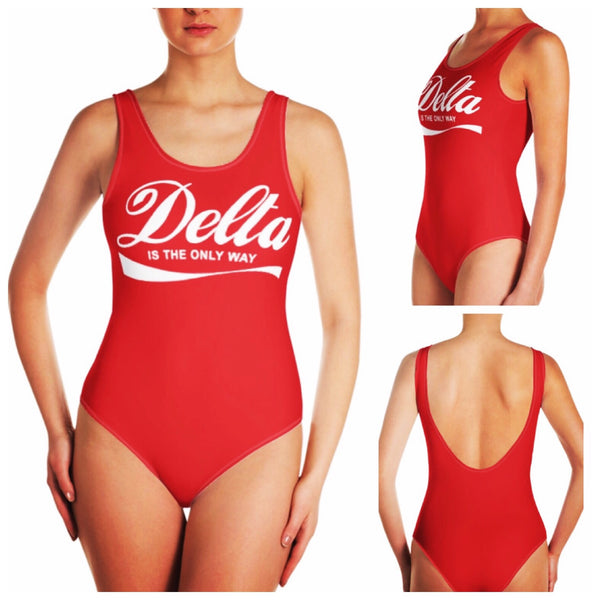Swimsuit - Delta Is The Only Way (WOMEN'S)