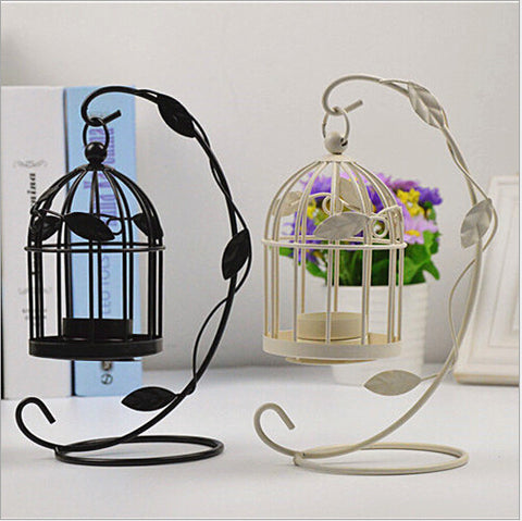 Decorative Vintage Bird Cage