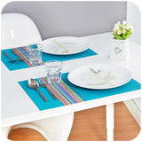 Individual PVC Colorful Placemats