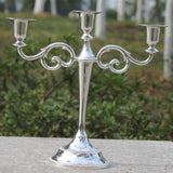 3 Arms Candle Holder