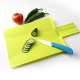 Flexible & Folding Cutting Board