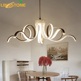 Modern LED Chandelier Lamp
