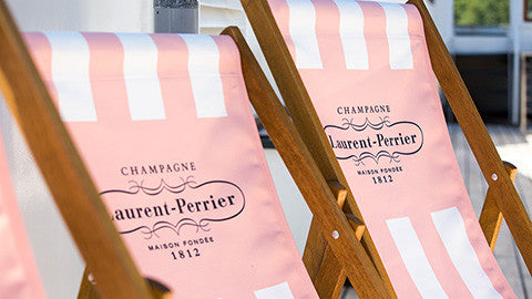 The Laurent-Perrier Spring Lunch Cruise