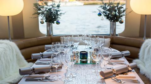 New Year's Eve 2019/20 Aboard the Silver Sturgeon