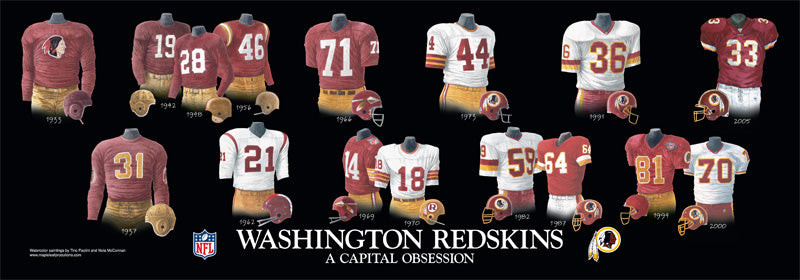 boston redskins jersey