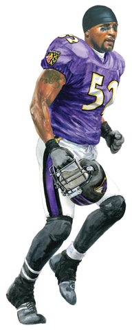 14. Ray Lewis