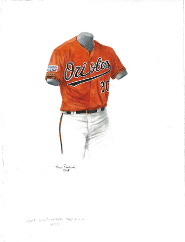Baltimore Orioles 2014