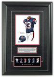 Houston Texans 2006 - Heritage Sports Art - original watercolor artwork - 2