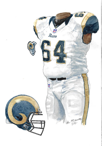Los Angeles Rams 2012