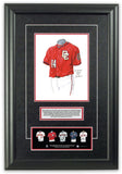 Washington Nationals 2006 - Heritage Sports Art - original watercolor artwork - 2