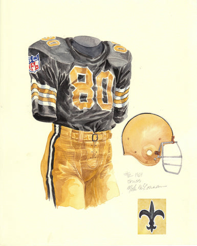 New Orleans Saints 1969