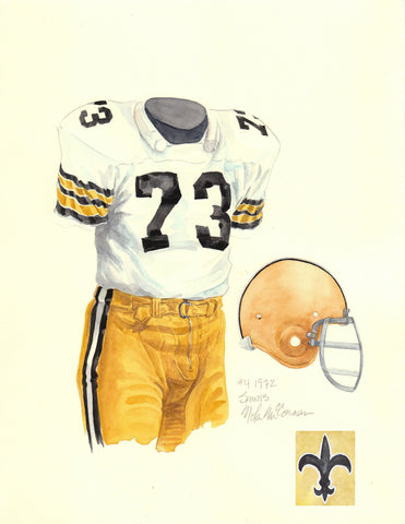 New Orleans Saints 1972