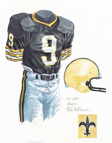 New Orleans Saints 1979