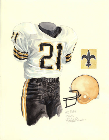 New Orleans Saints 1984