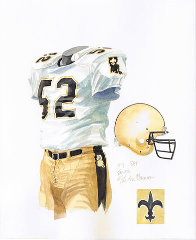 New Orleans Saints 1987