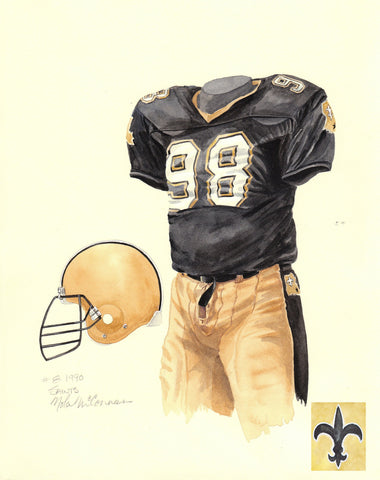 New Orleans Saints 1990