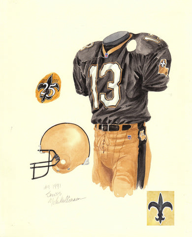 New Orleans Saints 1991