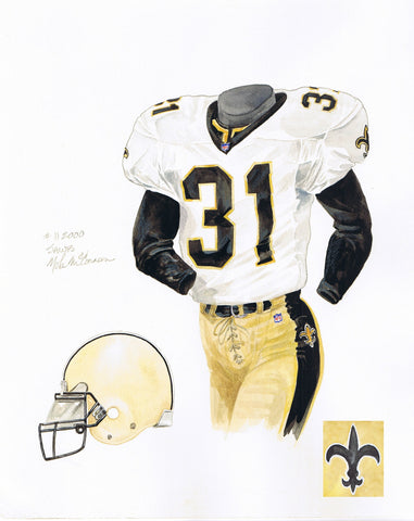 New Orleans Saints 2000