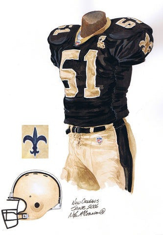 New Orleans Saints 2006