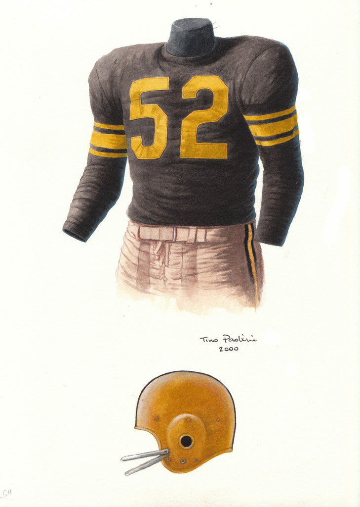 info for b3ef2 07a11 Pittsburgh Steelers 1960
