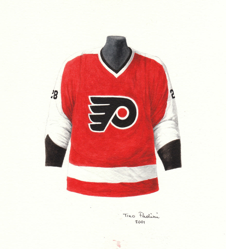 watch da1be 44b04 Philadelphia Flyers 1968-69