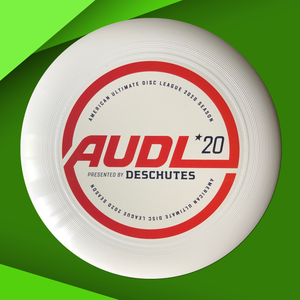 2020 AUDL Game Day Disc