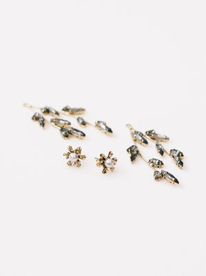 Alexia Adjustable Earrings