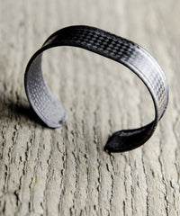 Hand Crafted Carbon Fiber Bracelet