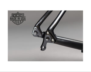 Carbon Fiber Gravel Grinder DNA-Bicycle Frameset - Kelson Bikes