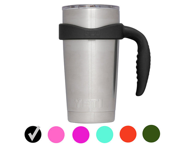 Handles For 20 Oz Tumblers - Fits YETI, Ozark Trail & More