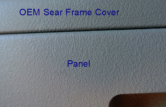 "Volkswagen Eurovan / T4 - MV & MV Weekender Rear Seat Access Panel Doors - Replacement Panel Kit (replaces part number 7D0 868 231 A - ""flap"")"