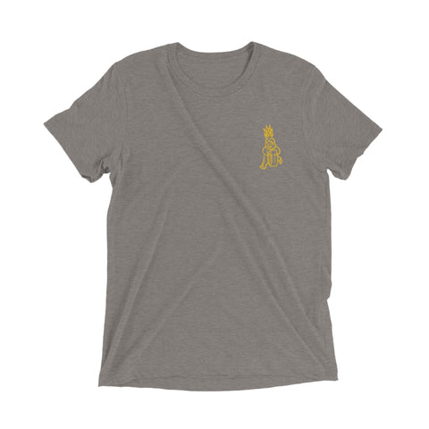 PHINEAPPLE Motorsport Tee Grey - The Phi Concept