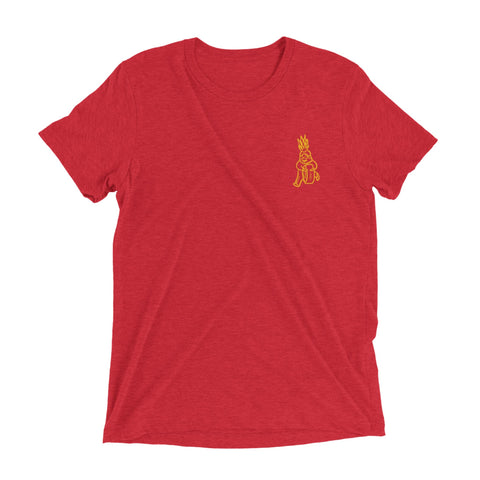PHINEAPPLE Motorsport Tee Ferrari Red - The Phi Concept