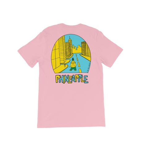 PHINEAPPLE City Tee Flamingo - The Phi Concept
