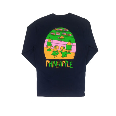 PHINEAPPLE Bar Long Sleeve - The Phi Concept