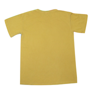 Dé Brevitate Vita Comfort Color Yellow T-Shirt - The Phi Concept